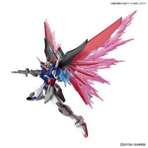 【ガンプラ】HGCE 1/144『デスティニーガンダム』ガンダムSEED プラモデル【BANDAI SPIRITS】より2019年5月発売予定☆
