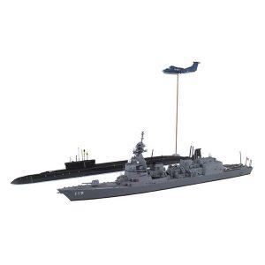 1/700 ウォーターライン『海上自衛隊護衛艦 DD-119 あさひ SP』プラモデル【アオシマ】より2019年3月発売予定♪