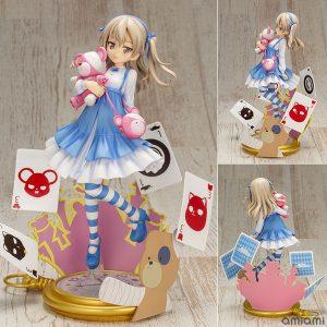 【ガルパン】『島田愛里寿 Wonderland Color ver.』1/7 完成品フィギュア【コトブキヤ】より2019年6月発売予定♪