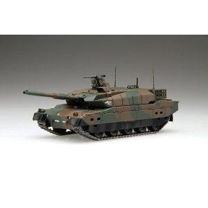 1/72 ミリタリーシリーズ『陸上自衛隊 10式戦車 2両セット』プラモデル【フジミ模型】より2019年3月発売予定♪
