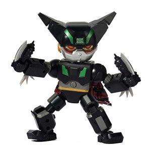 【真ゲッターロボ】MEGABOX『ブラックゲッター』可変可動フィギュア【52Toys】より2019年2月発売予定♪