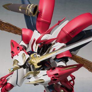 【聖戦士ダンバイン】ROBOT魂〈SIDE AB〉『ヴェルビン(ナの国近衛騎士団長仕様)』可動フィギュア【バンダイ】より2019年7月発売予定♪