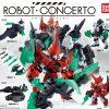 ガシャポン『ROBOT CONCERTO(ロボット・コンチェルト)』10個入りBOX【バンダイ】より2019年5月発売予定☆