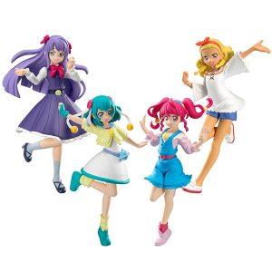 【スター☆トゥインクルプリキュア】『キューティーフィギュア2 Special Set』食玩フィギュア【バンダイ】より2019年6月発売予定♪