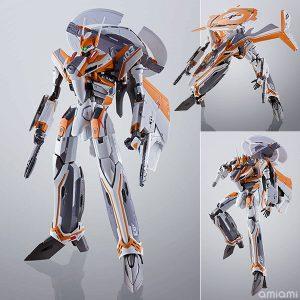 【マクロスΔ】DX超合金『VF-31Eジークフリード(チャック・マスタング機)』可変可動フィギュア 【バンダイ】より2019年7月発売予定☆
