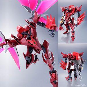 【コードギアス】ROBOT魂〈SIDE KMF〉『紅蓮特式』可動フィギュア【BANDAI SPIRITS】より2019年7月発売予定♪