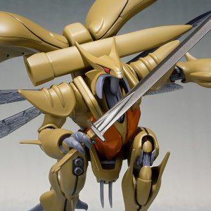 【聖戦士ダンバイン】ROBOT魂〈SIDE AB〉『 ボチューン(量産型)』可動フィギュア【バンダイ】より2019年8月発売予定♪