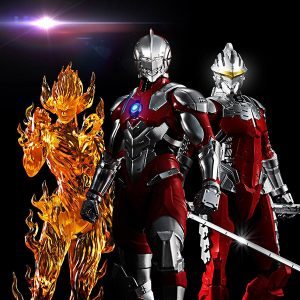 【ULTRAMAN】HGシリーズ『ULTRAMAN/ウルトラマン【SET01】』全3種セット【バンダイ】より2019年9月発売予定♪