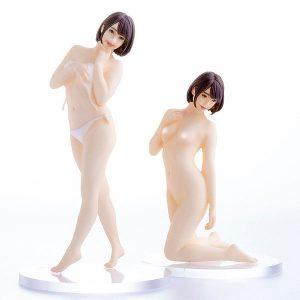 【PLAMAX】Naked Angel 1/20『戸田真琴』プラモデル【マックスファクトリー】より2019年7月発売予定☆