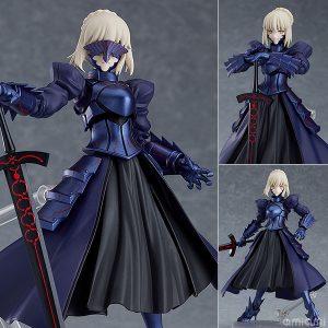 【Fate/stay night】figma『セイバーオルタ 2.0』可動フィギュア【マックスファクトリー】より2019年11月発売予定☆