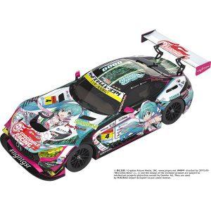 【初音ミク GTプロジェクト】1/43『グッドスマイル 初音ミク AMG 2019ver.』ミニカー【グッドスマイルレーシング】より2019年9月発売予定♪