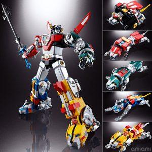 【ゴライオン】超合金魂『GX-71 百獣王ゴライオン』可変合体可動フィギュア【バンダイ】より2021年8月再販予定♪