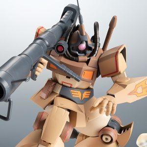 【ガンダムMSV】ROBOT魂〈SIDE MS〉『YMS-09D ドム・トロピカルテストタイプ ver. A.N.I.M.E.』可動フィギュア【バンダイ】より2019年9月発売予定♪