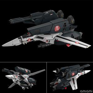 【超時空要塞マクロス】PLAMAX『VF-1 スーパー/ストライク ファイター バルキリー』1/20 プラモデル【マックスファクトリー】より2018年9月発売予定♪