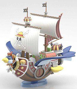【ワンピース】偉大なる船コレクション『サウザンド・サニー号 フライングモデル』プラモデル【BANDAI SPIRITS】より2019年7月発売予定♪