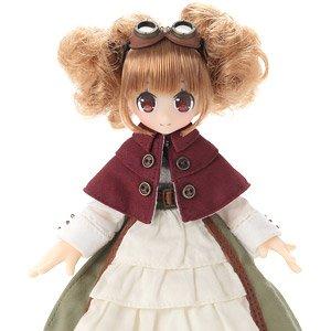 【Lil' Fairy】ちいさなお手伝いさん『もじゃネイリー』1/12 完成品ドール【アゾン】より2019年11月発売予定♪