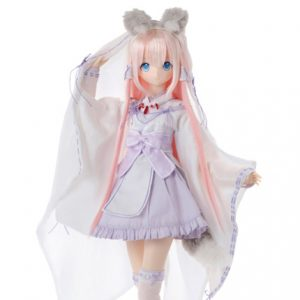 【ブラックレイヴン】オビツ50cm『Amane(あまね)/The Rainy veil. ~雨の訓え~』1/3 完成品ドール【アゾン】より2019年4月発売予定♪