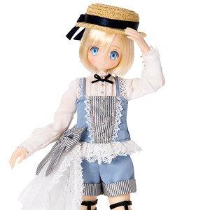 【えっくす☆きゅーと】Alice'sTeaParty『少年アリス/ノーア』1/6 完成品ドール【アゾン】より2019年4月発売予定♪