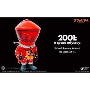 【2001年宇宙の旅】デフォリアル『ディスカバリー アストロノーツ レッドVer.』完成品フィギュア【スターエース トイズ】より2019年9月発売予定♪