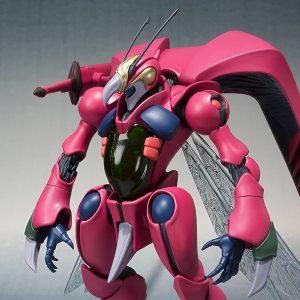 【聖戦士ダンバイン】ROBOT魂〈SIDE AB〉『バストール』可動フィギュア【バンダイ】より2019年10月発売予定♪