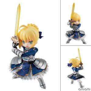 【Fate/Grand Order 】デスクトップアストレア『セイバー/アルトリア・ペンドラゴン』完成品フィギュア【メガハウス】より2019年9月発売予定♪