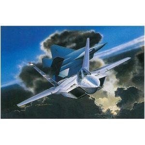 1/72『YF-22 ラプター試作型』プラモデル【ドラゴンモデル】より2019年5月発売予定♪