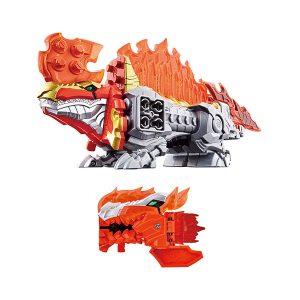 【リュウソウジャー】騎士竜シリーズ『DXディメボルケーノ』可変可動フィギュア【バンダイ】より2019年5月発売予定☆
