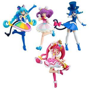 【スター☆トゥインクルプリキュア】『キューティーフィギュア3 Special Set』食玩フィギュア【バンダイ】より2019年8月発売予定♪