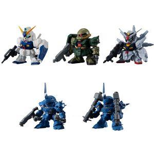 【ガンダム】『ガシャポン戦士フォルテ10』12個入りBOX【バンダイ】より2019年8月発売予定♪