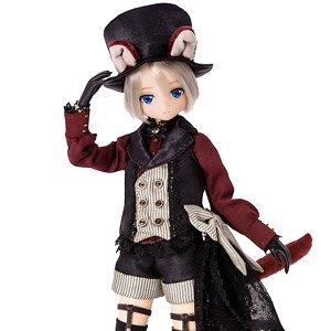 【えっくす☆きゅーと】Alice'sTeaParty『チェシャ猫/カイル』1/6 完成品ドール【アゾン】より2019年5月発売予定♪