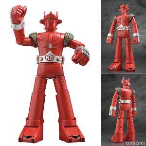【マッハバロン】スーパー メタル・アクション『スーパーロボット マッハバロン』可動フィギュア【EVOLUTION・TOY】より2019年9月発売予定♪