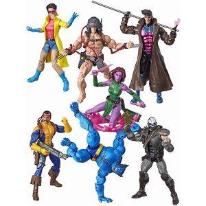 【マーベルコミック】ハズブロ 6インチ『レジェンド X-MEN シリーズ4.0』8体入りカートン【ハズブロ】より2019年5月発売予定♪
