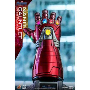 【アベンジャーズ】ライフサイズ・マスターピース『ナノ・ガントレット』1/1 モデル【ホットトイズ】より2021年1月発売予定♪