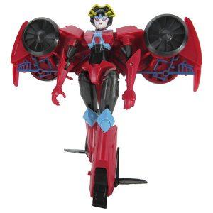 【トランスフォーマー】サイバーバース『TCV-03 ウイングスライサー ウインドブレード』可変可動フィギュア【タカラトミー】より2019年7月発売予定♪