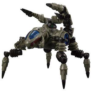 【ダイアクロン】DA-38『ワルダレイダー〈バグヘッド〉』可動フィギュア【タカラトミー】より2019年9月発売予定☆