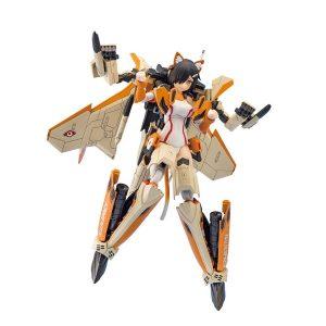 【マクロスΔ】ACKS V.F.G.『VF-31D スクルド』プラモデル【アオシマ】より2019年8月発売予定♪