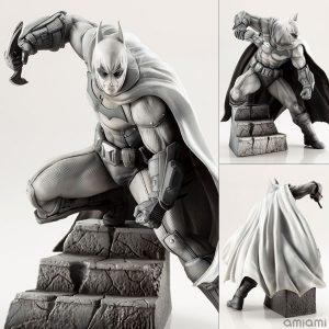【バットマン】ARTFX+『バットマン アーカムシリーズ 10th Anniversary 限定版』1/10 完成品フィギュア【コトブキヤ】より2019年9月発売予定♪