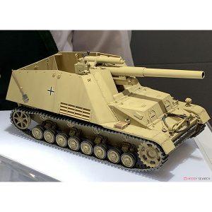 1/35『ドイツ重自走榴弾砲 フンメル 後期型』プラモデル【タミヤ】より2019年7月発売予定♪