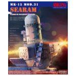 1/35『アメリカ海軍 MK-15 MOD.31 シーラム』プラモデル【RPGスケールモデル】より2019年7月発売予定♪