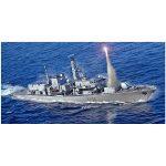 1/700『イギリス海軍 23型フリゲート HMS モントローズ』プラモデル【トランペッター】より2019年7月発売予定♪