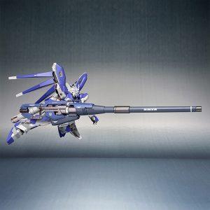 【ガンダム 逆シャア】METAL ROBOT魂『Hi-νガンダム専用ハイパー・メガ・バズーカ・ランチャー』拡張パーツ【バンダイ】より2019年11月発売予定♪