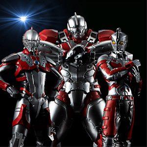 【ULTRAMAN】HGシリーズ『HG ULTRAMAN/ウルトラマン【SET02】』全3種セット【バンダイ】より2019年11月発売予定♪