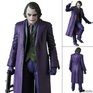 【バットマン】マフェックス『ジョーカー/THE JOKER Ver.2.0』可動フィギュア【メディコム・トイ】より2019年10月再販予定♪