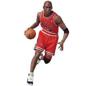 マフェックス『マイケル・ジョーダン/Michael Jordan(Chicago Bulls)』可動フィギュア【メディコム・トイ】より2020年4月発売予定♪