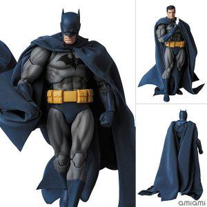 """【バットマン】マフェックス『バットマン:ハッシュ/BATMAN """"HUSH""""』可動フィギュア【メディコム・トイ】より2020年4月発売予定♪"""