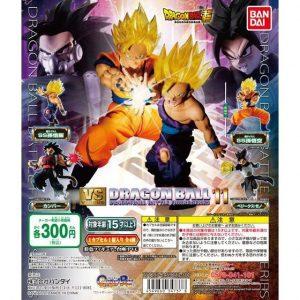 【ドラゴンボール超】『VSドラゴンボール11』ガシャポン【バンダイ】より2019年6月発売予定♪