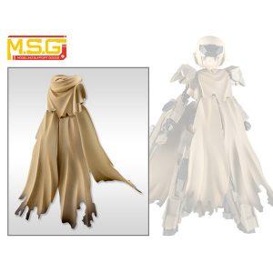 【M.S.G】ドレスアップパーツ『クラッシュマント』プラモデル【コトブキヤ】より2019年10月発売予定☆