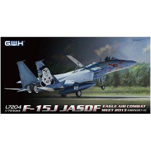 1/72『F-15J 航空自衛隊 戦技競技会 2013』プラモデル【グレートウォールホビー】より2019年7月発売予定♪