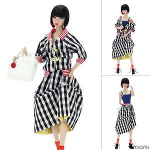 【FR Nippon】Misaki Doll『オリガミガール ミサキ』完成品ドール【アゾン】より2019年7月発売予定♪