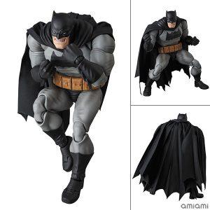 【バットマン】マフェックス『バットマン: ダークナイト・リターンズ/The Dark Knight Returns』可動フィギュア【メディコム・トイ】より2020年5月発売予定♪